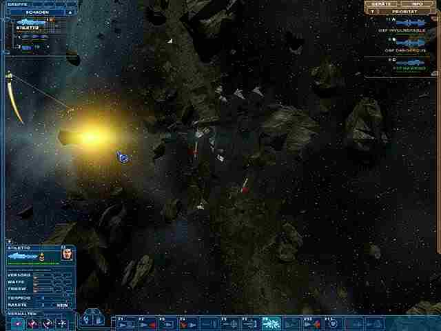 Nexus: The Jupiter Incident Screenshot vom 2007-04-15