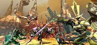 Lead-Writer von Battleborn verlässt Gearbox Software