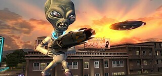 Destroy All Humans für PS4?