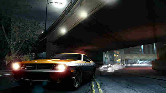 Need for Speed: Carbon Screenshot vom 2007-04-15