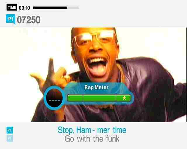 SingStar: 90s Screenshot vom 2007-05-29