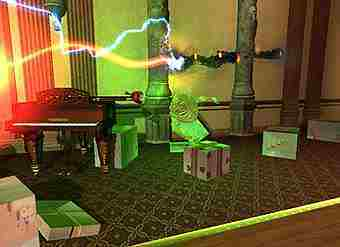 Ghostbusters: The Video Game Screenshot vom 2007-11-15