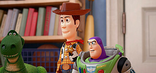 Toy Story-Welt in Kingdom Hearts 3