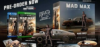 Mad Max auch als Collector's Edition?