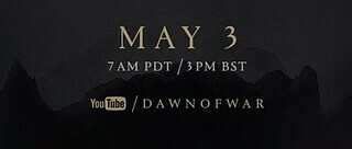 Wird morgen Warhammer 40K: Dawn of War 3 angekündigt?
