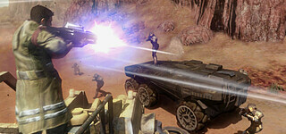 Red Faction: Guerrilla für Xbox One & PS4?