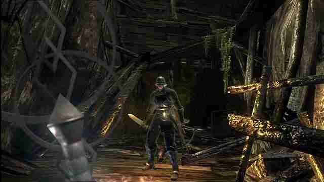 Demon's Souls Screenshot vom 2009-07-06