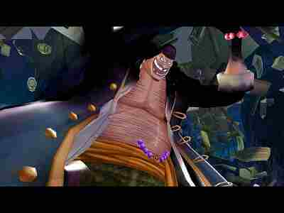 One Piece: Unlimited Cruise 1 Screenshot vom 2009-07-14