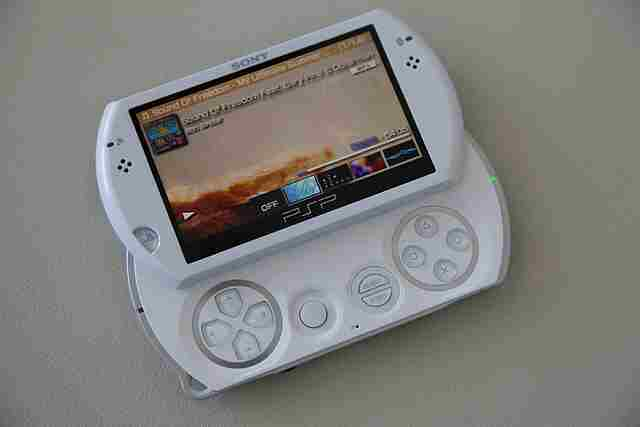 PSP go!  - PlayStationPortable Screenshot vom 2009-07-29