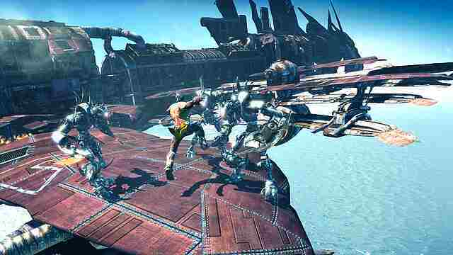 Enslaved: Odyssey to the West Screenshot vom 2009-09-30