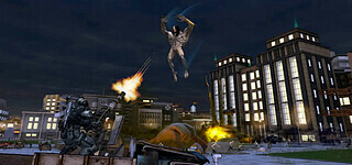 Crackdown 2 mit Xbox One kompatibel