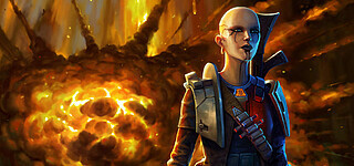 Neues Add-On für Star Wars: The Old Republic - Knights of the Fallen Empire