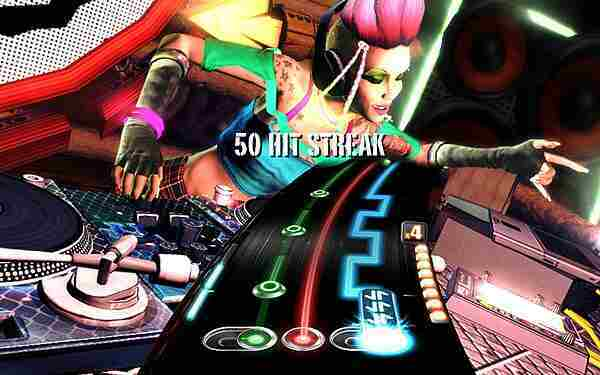 DJ Hero 2 Screenshot vom 2010-06-08