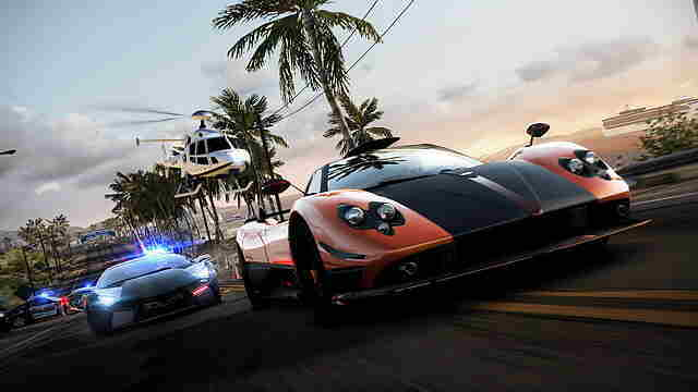 Need for Speed: Hot Pursuit Screenshot vom 2010-08-18