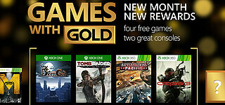 Games with Gold im September 2015