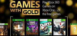 Games with Gold im November 2015