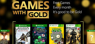 Games with Gold im Juli 2015