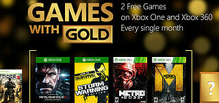 Games with Gold im August 2015