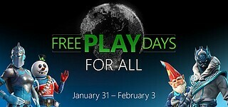 Xbox Live Free Play Days gestartet