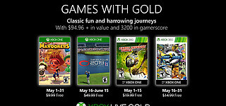 Games with Gold im Mai 2019