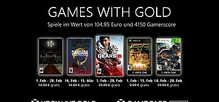 Games with Gold im Februar 2021