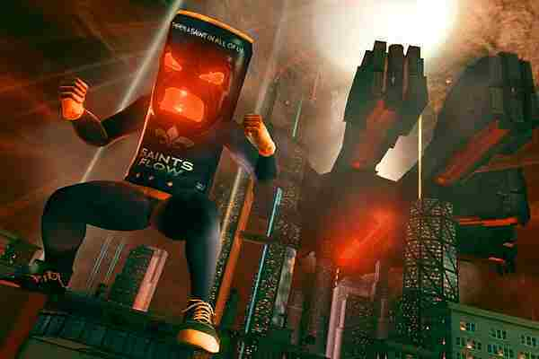 Saints Row: The Third Screenshot vom 2011-03-03
