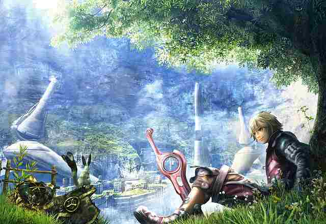 Xenoblade Chronicles Screenshot vom 2011-07-29