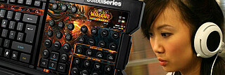 Keyboard Shift - Cataclysm Limited Edition (SteelSeries)