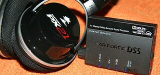 Headset Ear Force DPX21 inkl. DSS (Turtle Beach)