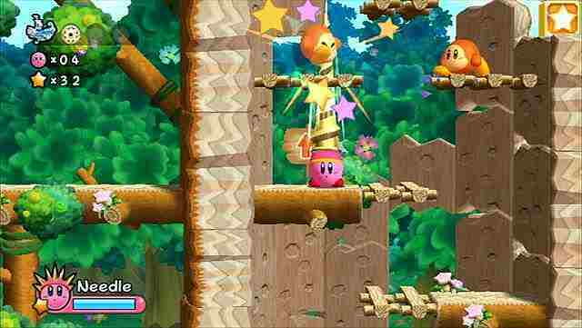 Kirby's Adventure Screenshot vom 2011-11-19