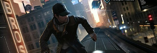 Gamester.TV - «Games To Listen» #173: «Watch Dogs»