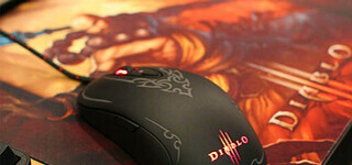 Maus Diablo (SteelSeries)