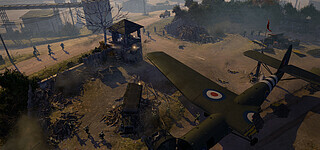 Kostenlose Testphase zu Company of Heroes 2: The British Forces