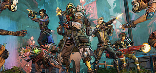 Borderlands 3 mit Splitscreen-Problem