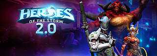 Heroes of the Storm - 2.0 Live-Event - heute!