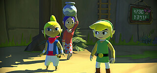 Zelda: The Wind Waker 2 war in Arbeit