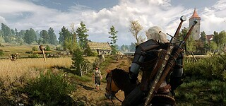 Ladezeiten in The Witcher 3: Wild Hunt?