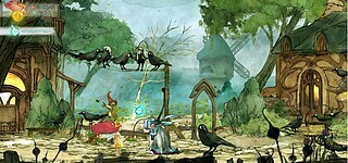 Ubisoft hat Child of Light 2 angedeutet