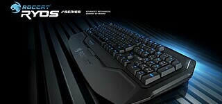 Keyboard Ryos MK Pro Mechanical -CH Layout- (Roccat)