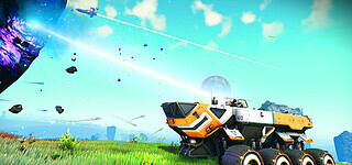 Update 1.24 zum Download für No Man's Sky