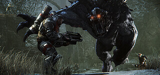 Evolve wird free-2-play