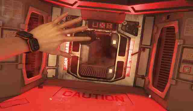 Alien: Isolation Screenshot vom 2013-10-22