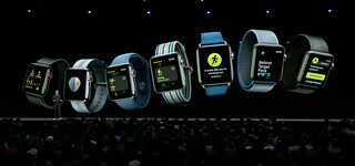 WWDC 18: watchOS 5 erweitert Apple Watch