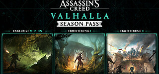 Post-Launch-Inhalte für Assassin's Creed Valhalla enthüllt