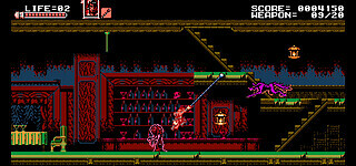 Bloodstained: Curse of the Moon über 100.000 Mal verkauft
