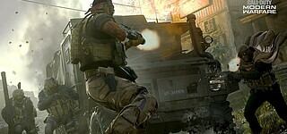 Ground War in der Beta von Call of Duty: Modern Warfare
