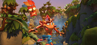 Crash Bandicoot 4: It's About Time hat über 100 Level
