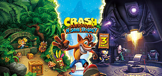 Crash Bandicoot N. Sane Trilogy auf der E3 2017