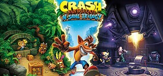 Neue Versionen von Crash Bandicoot ohne Naughty Dog-Referenzen