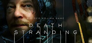 Keanu Reeves in Death Stranding